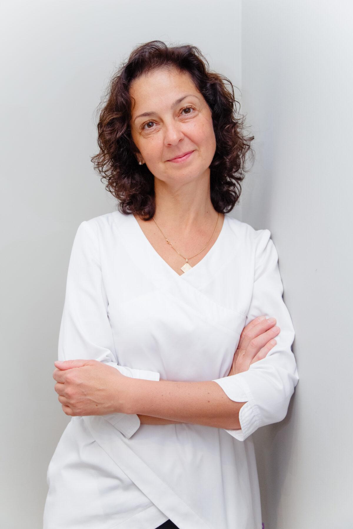 Волос Оксана Викторовна