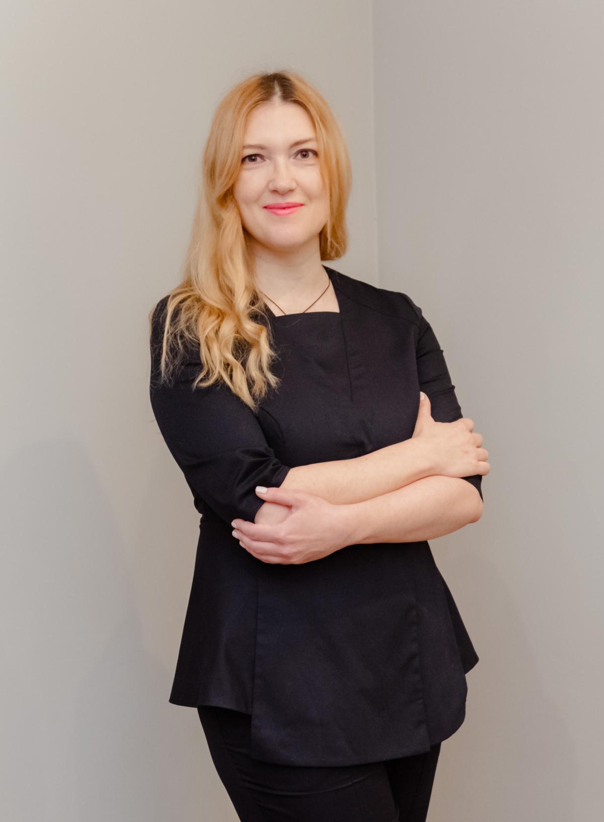 Быкова Евгения Владимировна